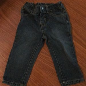 Boys 18 month lucky brand snap button jeans